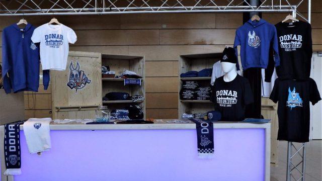 Donar Merchandise